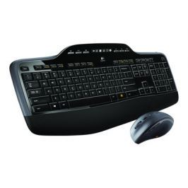 Logitech , Wireless Desktop MK710 DE Layout