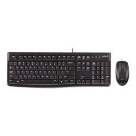 Logitech , Desktop MK120 RUS EER