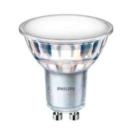 Philips LED žárovka CorePro, GU10, bodová, 5W, 550lm, 230V, 3000K, 120D,