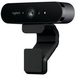 Logitech Webkamera BRIO 4K, černá