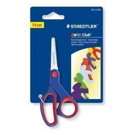 STAEDTLER Nůžky Noris Club, modré, dětské, 14 cm,