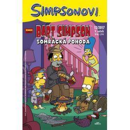 Simpsonovi - Bart Simpson 12/2017: Somrácká pohoda - Groening, Matt