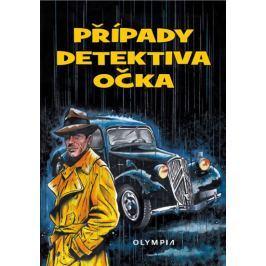 Případy detektiva očka - Filípek, Jiří; Hrdlička, Jiří