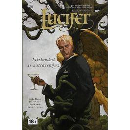 Lucifer 3 - Flirtování se zatracenými - Carey, Mike