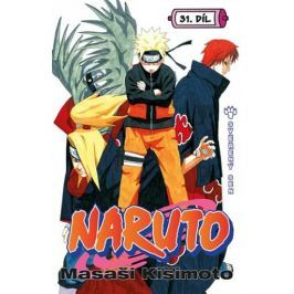 Naruto 31 - Svěřený sen - Kišimoto, Masaši