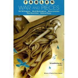 Mýty 11 - Válka a střepy - Willingham, Bill
