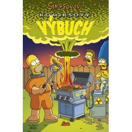 Simpsonovi  - Komiksový výbuch - Groening, Matt