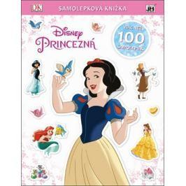 Princezné Samolepková knižka