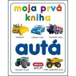 Moja prvá kniha Autá