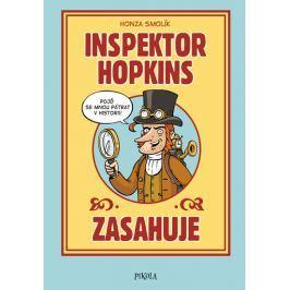 Inspektor Hopkins zasahuje - Smolík, Honza