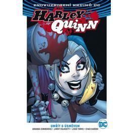 Harley Quinn 1 Umřít s úsměvem - Connerová, Amanda