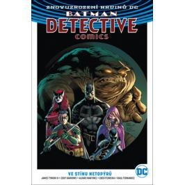Batman Detective Comics - Tynion, James; Barrows, Eddy; Martinez, Alvaro; Ferreira, Eber