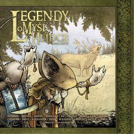 Legendy o Myší hlídce - Kniha první - Petersen, David