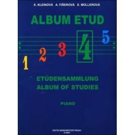 Album etud IV - Kleinová, E.; Fišerová, A.; Müllerová, E.