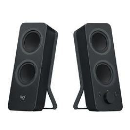 Logitech Z207 Bluetooth(R) Computer Speakers-BLACK-BT-EMEA