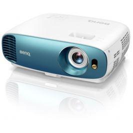 Benq TK800 4K UHD/ DLP projektor/ 3000ANSI/ 10.000:1/ VGA/ 2x HDMI