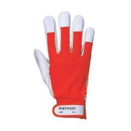 NO NAME Ochranné rukavice Tergsus, červená, vel. XL