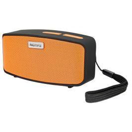 REMAX RM-M1 Bluetooth reproduktor oranžový