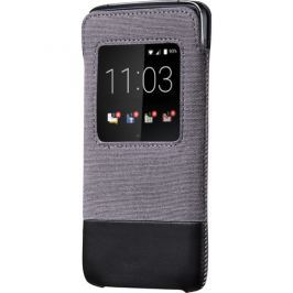 BlackBerry ACC-63006-001 SMART kapsa pro DTEK50 šedo-černá Pouzdra, kryty a fólie