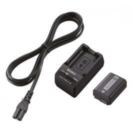 Sony sada baterie NP-FW50 + nabíječka BC-TRW Foto - Video baterie - neoriginální