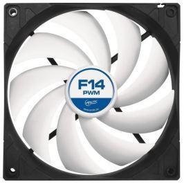 ARCTIC F14 PWM ventilátor, 140x140x27 mm, 4pin, 12V chladiče, ventilátory
