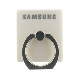 Samsung SmartPhone Ring držák na prst, White Samsung