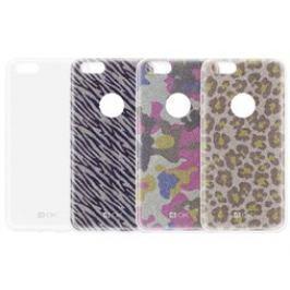 4-OK Glam3 TPU pouzdro 3in1 iPhone SE, Fashion De. Pouzdra, kryty a fólie