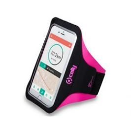 Celly Pouzdro na mobil sportovní  Armband XXL - růžové Pouzdra, kryty a fólie