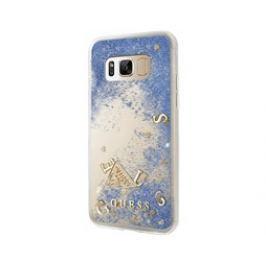 Guess Liquid Glitter TPU Case Galaxy S8+, Purple
