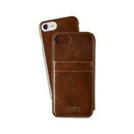 Holdit Wallet Case iPhone 6s/7/8 - Dark  Brown Pouzdra, kryty a fólie