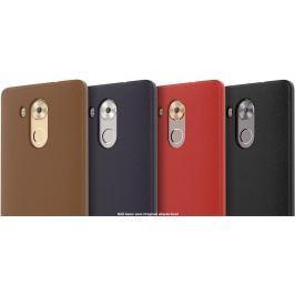 Huawei Original Kožené Pouzdro Black pro Mate 8 (EU Blister) Pouzdra na mobilní telefony