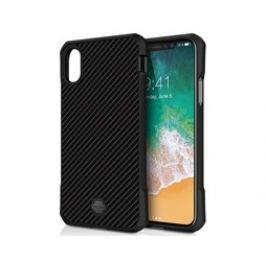 ITSKINS Atom DLX pouzdro 2m Drop iPhone X, Black Pouzdra, kryty a fólie