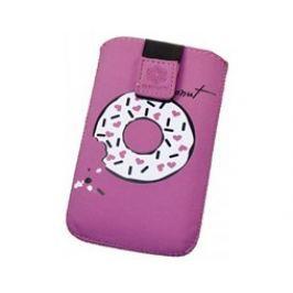 RedPoint Velvet, pouzdro mikroplyš, Donut, 4XL