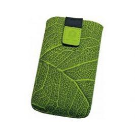 RedPoint Velvet, pouzdro mikroplyš, Green Leaf,2XL