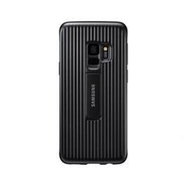 Samsung Tvrzený ochranný zadní kryt pro S9 Black