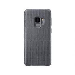 Samsung Látkový odlehčený zadní kryt pro S9 Gray