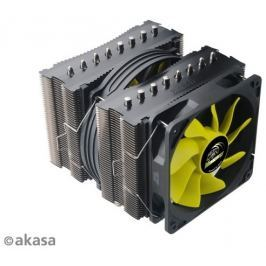 AKASA Venom Medusa CPU Cooler - 120/140mm