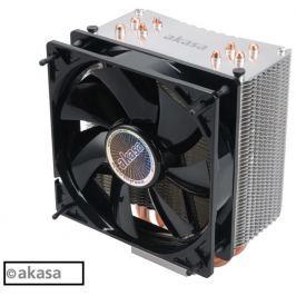 AKASA chladič CPU - Nero 3 - backplate