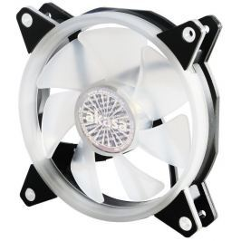 AKASA LED ventilátor Vegas AR7 / AK-FN099 / 120mm / 3pin FAN / 4pin RGB led / RG