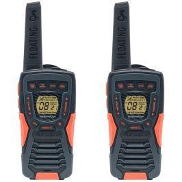 COBRA vysílačky AM1035/ profi PMR/ 2ks/ 6x nabíjecí baterie AA/ 8 kanálů/ dosah