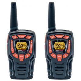 COBRA vysílačky AM845/ profi PMR/ 2ks/ 6x nabíjecí baterie AA/ 8 kanálů/ dosah 1