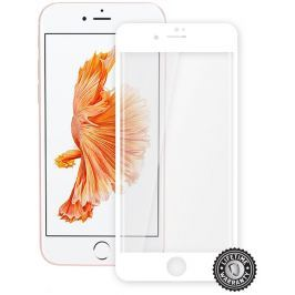 SCREENSHIELD ™ Apple iPhone 7 Tempered Glass protection display (full COVER WHITE