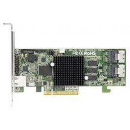 Areca ARC-1224-8i 8-port SAS/SATA (2xSFF8087),1GB cache, RAID 0/1/1E/3/5/6/10/30