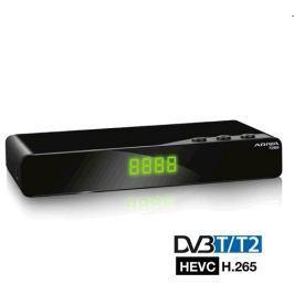 Ferguson DVB-T přijímač  Ariva T265 DVB-T/T2, H.265 HEVC, 2x USB