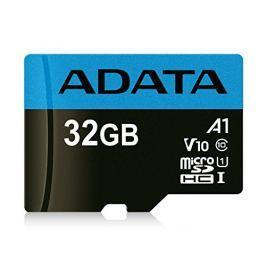 ADATA Micro SDHC karta 32GB UHS-I Class 10, Premier NEW