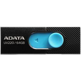 ADATA 16GB  UV220 USB black/blue