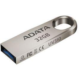 ADATA 32GB USB 3.0  UV310 kovová