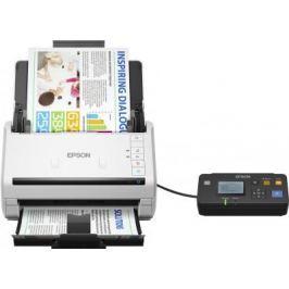 Epson skener WorkForce DS-530N, A4, USB, 600dpi, ADF-síťový