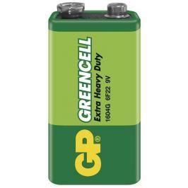 GP Batteries Zinkochloridová baterie GP Greencell 9V fólie