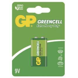 GP Batteries Baterie zinkochloridová GP Greencell 9V 6F22, 1 ks